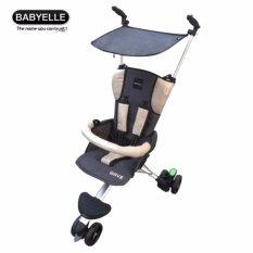 Baby Elle Wave S-300 - Buggy Baby Stroller Kereta Dorong Bayi