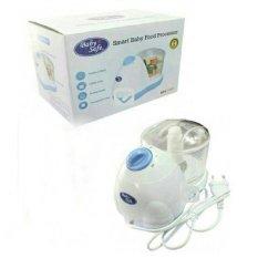 Baby Safe Smart Beby Food Processor - Blender Makanan Bayi - Biru