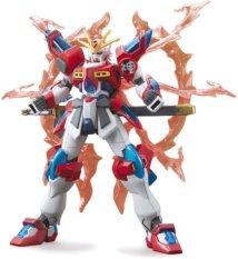 Bandai HGBF Kamiki Burning Gundam 1/144 Scale