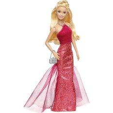 Barbie Pink & Fabulous Doll - Boneka - Asst. CHH05