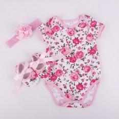 bayi baru lahir musim panas set pakaian gadis panas 3 buah bajumonyet bando sepatu 0 18 bulan berwarna merah muda 1477363352 64932011 fe44cd297a50d53d71b14eb4564fc804 catalog_233 jual pakaian bayi perempuan terlengkap lazada co id,Pakaian Baby 5 Bulan