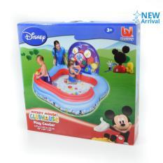 Bestway Play Center Mickey Kolam Renang Anak - Multicolor