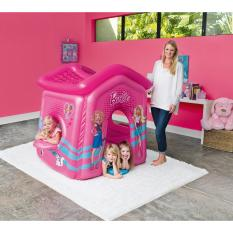 Bestway Play House Barbie 93208 Rumah Tenda Angin Mainan Anak - Pink