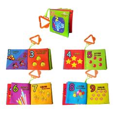 Anak Anak Memperhatikan Bayi Kain Warna Warna Warni Buku Hewan Source Harga Menggantung .