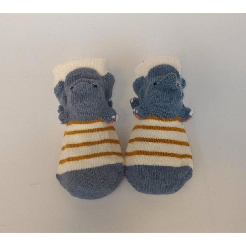 Amart 1 Pasang Sepatu Bayi Balita Bentuk Kaus Kaki Antislip Biru Source · Pengiriman Gratis 1. Source · Jual Bnc Kaos Kaki Antislip Untuk Bayi – Bluey ...