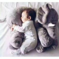 Boneka Gajah Ikea Boneka Tidur Baby Anak Kecil Bantal Gajah Empuk .