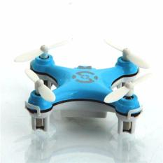 Cheerson CX-10 Mini Pocket Quadcopter Drone 2.4GHz - Blue