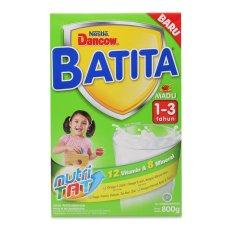 Dancow BATITA nutri TAT Usia 1-3 Tahun - Madu - 800gr