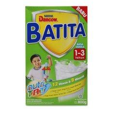 Dancow BATITA nutri TAT Usia 1-3 Tahun - Vanila - 800gr