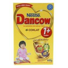 Dancow Excelnutri 1+ Usia 1-3 Tahun - Coklat - 800gr