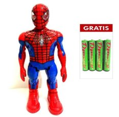 Daymart Toys Action Figure The Amazing Spiderman - Red
