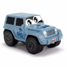 Dickie Toys Squeeze Diecast Jeep Wrangler Pullback 11 cm