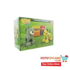 Emco Blox Zoo Time Doggie & Cat 8734