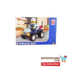 Emco Brix Police ATV - 36