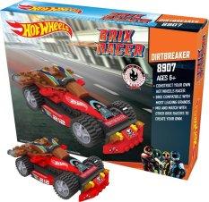 EMCO Hot Wheels Brix Racer - Dirtbraker