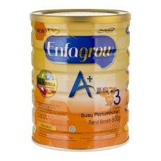 Enfagrow A+ 3 Susu Pertumbuhan - Madu - 800 gr Tin