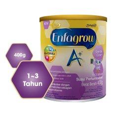 Enfagrow A+ Gentle Care Susu Pertumbuhan Balita Berperut Peka - 400 gr