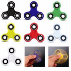 Fidget Spinner 400094 Tri-Spinner Untuk Anak dan Dewasa - Random Color