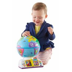 Fisher-Price® Laugh & Learn® Greetings Globe