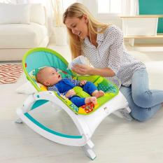 Fisher-Price® Rainforest Friends Newborn-to-Toddler Portable Rocker