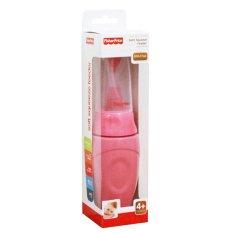 Fisher Price Soft Squeeze Feeder - Botol Sendok Makan Bayi - Pink
