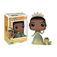 Funko The Princess and The Frog - Princess Tiana and Naveen POP! Vinyl - 5087