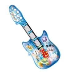 A500k Dorong Tarik Gitar Potensiometer Set 15 Emas Perak Source · Gitar Listrik Inflatable dengan Lampu