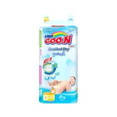 Goon Excellent Dry Tape Popok Bayi - S/44 Pcs