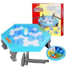 Great Fun Small Penguin Trap Ice Breaker Game Penguin Ice Block Toy Funny Children Gift - intl