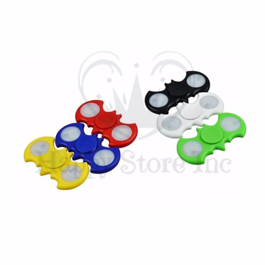 Focus Games Mainan Spiner Tangan Penghilang Harga Dan Spesifikasi Happy Batman Led Fidget Spinner Hand Toys