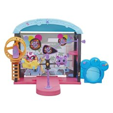 Hasbro Littlest Pets Shop - Set Fun Park Style