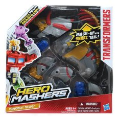 Hasbro Transformers Hero Mashers Battle - Dinobot Slug