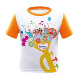 Hi 5 Bebelac Glowing T-Shirt - Oranye