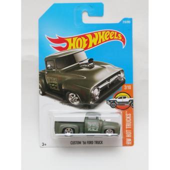 Hot Wheels Custom 56 Ford F 100