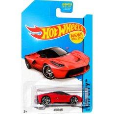 Hot Wheels La Ferrari Red