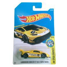 Hot Wheels Lambo Huracan LP 620-2 Super Trofeo Kuning