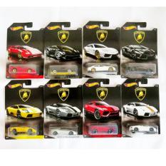 Hot Wheels Lamborghini Anniversary Series - Set 8pcs