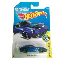Hot Wheels Nissan Fairlady Z (Need For Speed) Biru