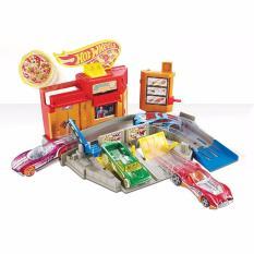 Hot Wheels® Poppin' Pizza Shop Playset