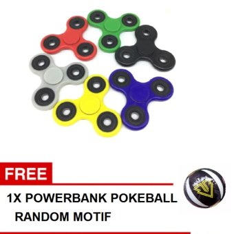 ... ANGEL Fidget Spinner Hand Toys Mainan Tri Spinner EDC Ceramic Ball Focus Games Random