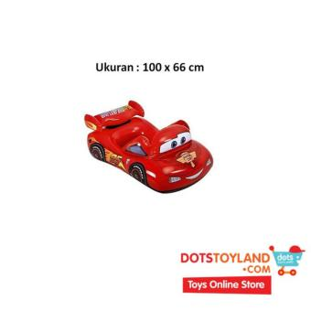 INTEX Pelampung Anak Disney Cars Pool Cruiser 58391NP