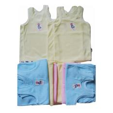 Jelova Angela Selusin 12 pcs Baju Kutung Baby Bayi 6-12 Months Zed M Mix colour