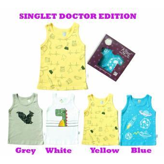 Kazel Singlet Doctor Edition
