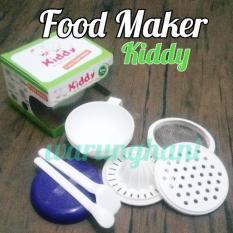 Kiddy Baby Food Maker lengkap 7pc set
