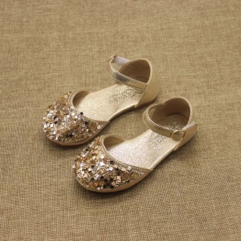 Korean-style student dance performance shoes sandals