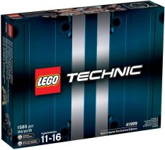 Lego 41999 Technic : 4 X 4 Crawler Exclusive Edition
