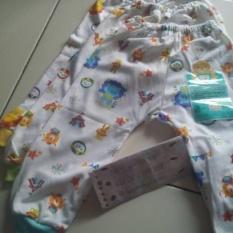 Libby Celana Panjang Buka Kaki Pampers Ukuran S-M-L