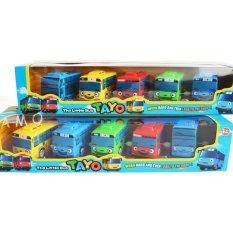 Little Bus Tayo (1 set isi 5 pcs Bus)