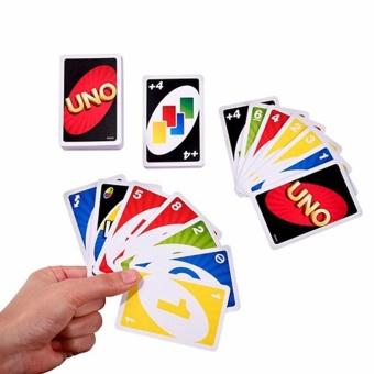 Mainan Anak - Mainan Kartu Uno - Uno Card Ages 7+