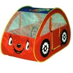 Mainan Eduka Tenda Mobil - Merah